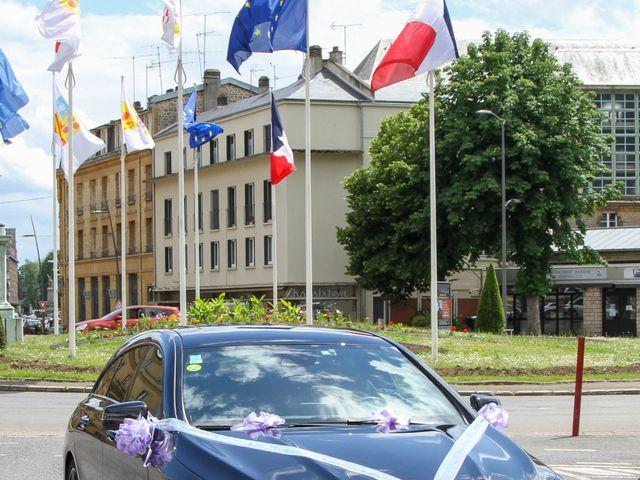 Le mariage de Sébastien et Aurélie à Sedan, Ardennes 52