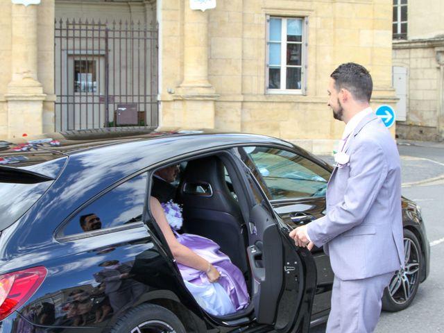 Le mariage de Sébastien et Aurélie à Sedan, Ardennes 54