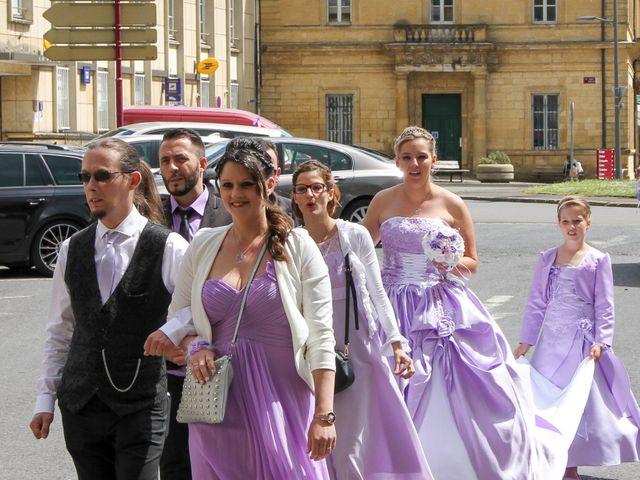 Le mariage de Sébastien et Aurélie à Sedan, Ardennes 63