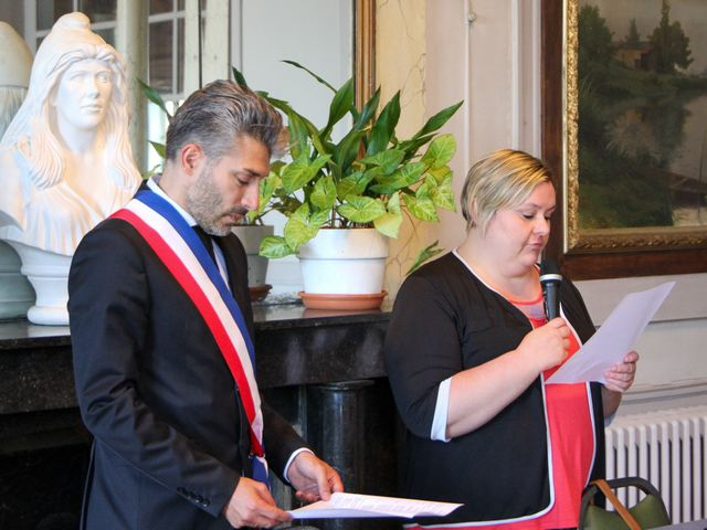 Le mariage de Sébastien et Aurélie à Sedan, Ardennes 79