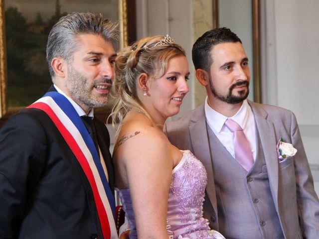 Le mariage de Sébastien et Aurélie à Sedan, Ardennes 94