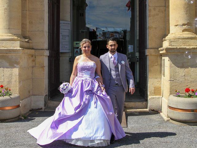 Le mariage de Sébastien et Aurélie à Sedan, Ardennes 96