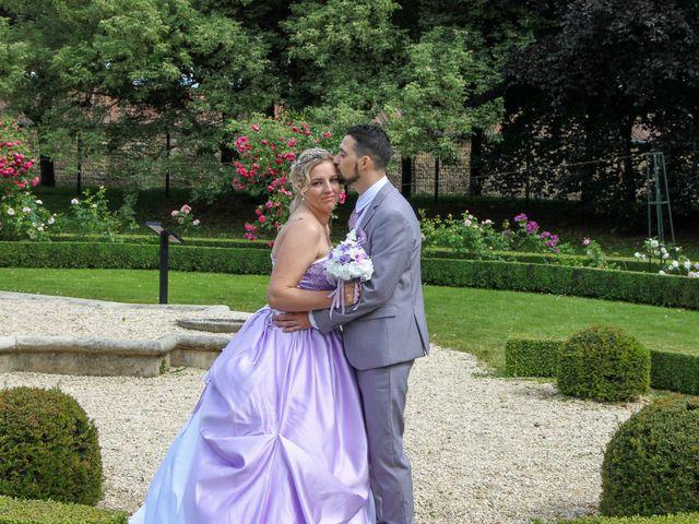 Le mariage de Sébastien et Aurélie à Sedan, Ardennes 107