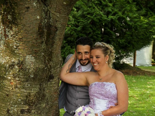 Le mariage de Sébastien et Aurélie à Sedan, Ardennes 111