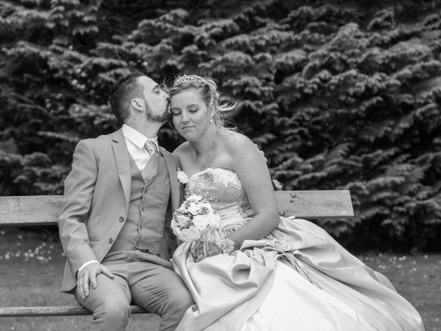 Le mariage de Sébastien et Aurélie à Sedan, Ardennes 134