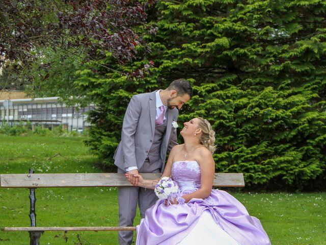 Le mariage de Sébastien et Aurélie à Sedan, Ardennes 135