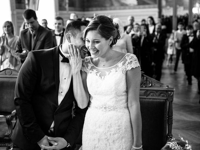 Le mariage de David et Marie à Asnières sur Seine, Hauts-de-Seine 3