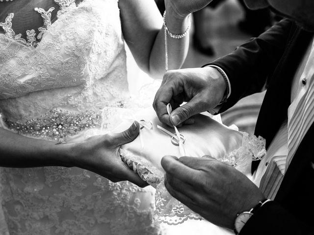 Le mariage de David et Marie à Asnières sur Seine, Hauts-de-Seine 5