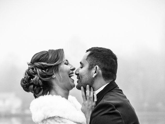 Le mariage de David et Marie à Asnières sur Seine, Hauts-de-Seine 10