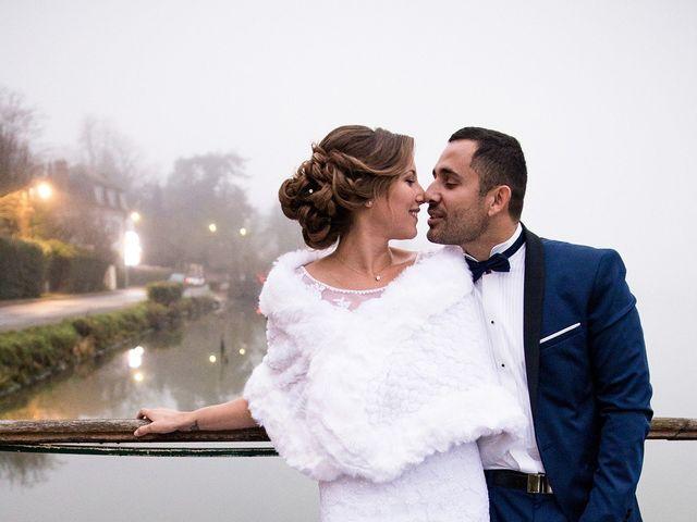 Le mariage de David et Marie à Asnières sur Seine, Hauts-de-Seine 11