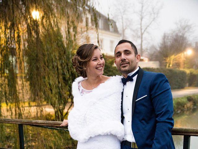 Le mariage de David et Marie à Asnières sur Seine, Hauts-de-Seine 12