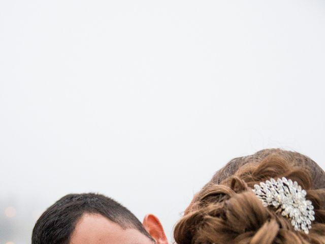 Le mariage de David et Marie à Asnières sur Seine, Hauts-de-Seine 14