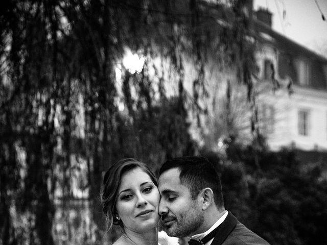 Le mariage de David et Marie à Asnières sur Seine, Hauts-de-Seine 15