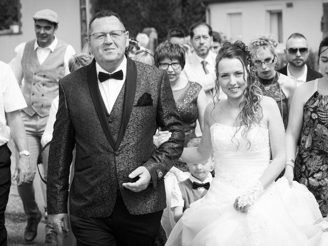 Le mariage de Rudolphe et Priscillia à Saint Léger en Bray, Oise 2