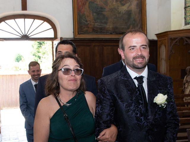 Le mariage de Rudolphe et Priscillia à Saint Léger en Bray, Oise 9