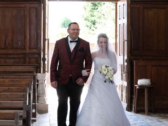 Le mariage de Rudolphe et Priscillia à Saint Léger en Bray, Oise 10