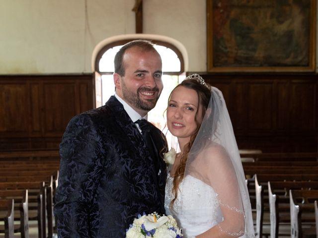 Le mariage de Rudolphe et Priscillia à Saint Léger en Bray, Oise 14