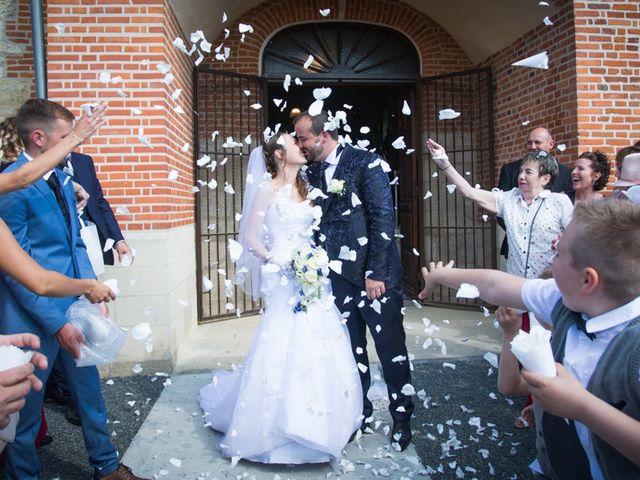 Le mariage de Rudolphe et Priscillia à Saint Léger en Bray, Oise 15
