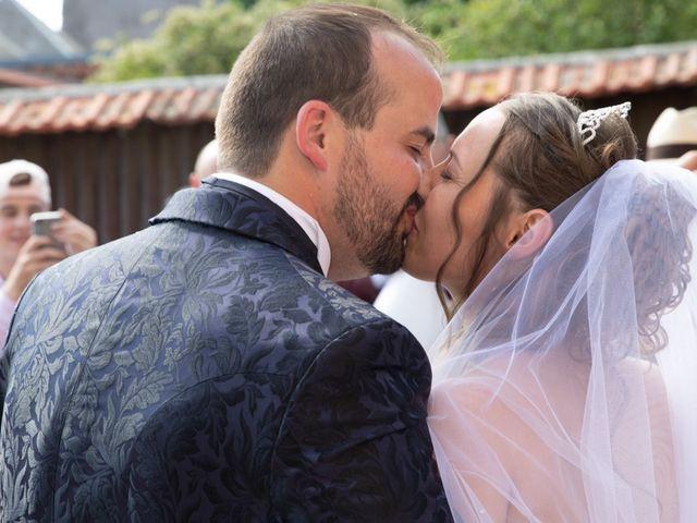 Le mariage de Rudolphe et Priscillia à Saint Léger en Bray, Oise 16