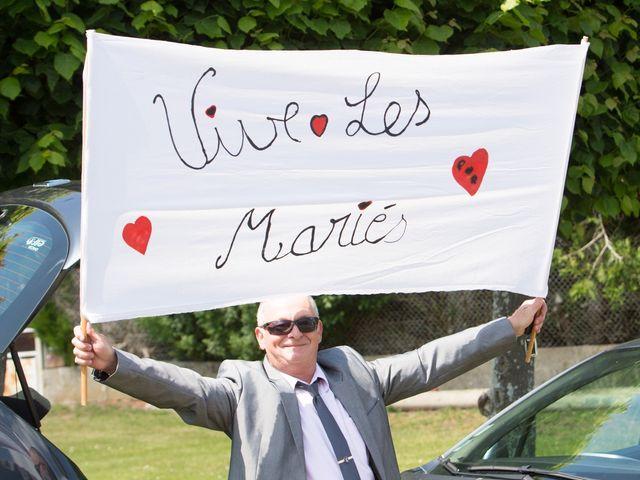 Le mariage de Rudolphe et Priscillia à Saint Léger en Bray, Oise 17