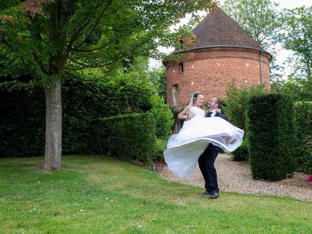 Le mariage de Rudolphe et Priscillia à Saint Léger en Bray, Oise 21