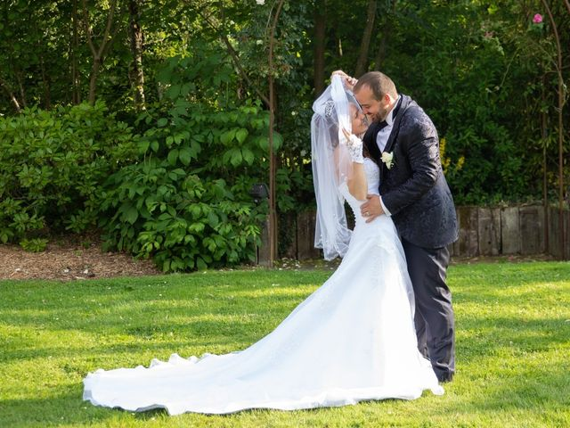 Le mariage de Rudolphe et Priscillia à Saint Léger en Bray, Oise 23