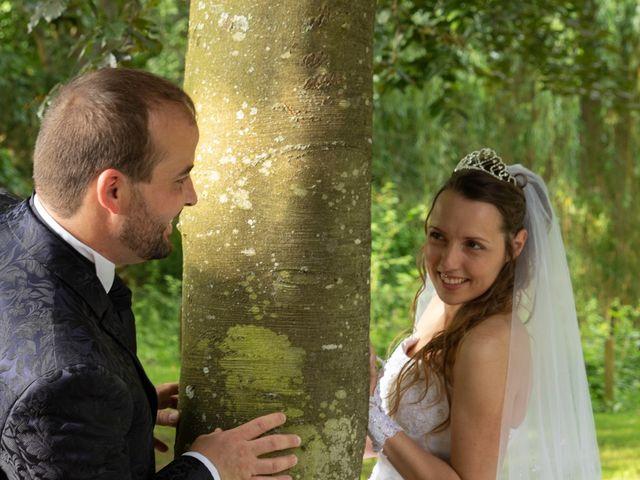 Le mariage de Rudolphe et Priscillia à Saint Léger en Bray, Oise 24