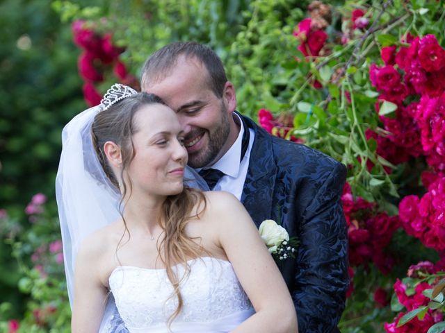 Le mariage de Rudolphe et Priscillia à Saint Léger en Bray, Oise 25