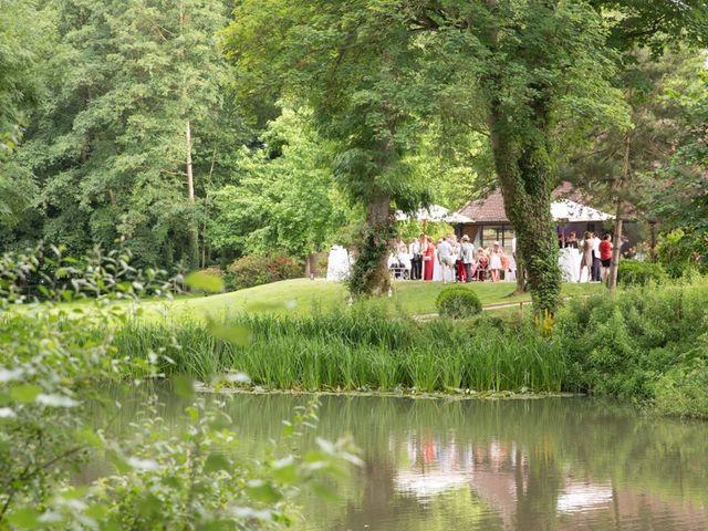 Le mariage de Rudolphe et Priscillia à Saint Léger en Bray, Oise 26