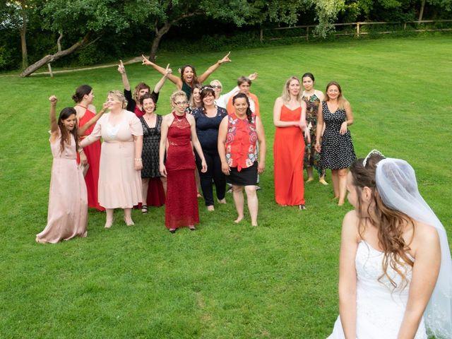 Le mariage de Rudolphe et Priscillia à Saint Léger en Bray, Oise 28