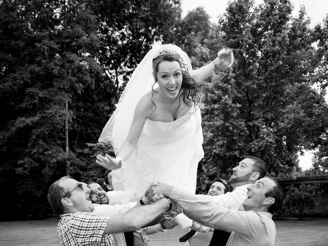 Le mariage de Rudolphe et Priscillia à Saint Léger en Bray, Oise 31