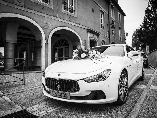 Le mariage de Gaetan et Fanny à Briey, Meurthe-et-Moselle 9