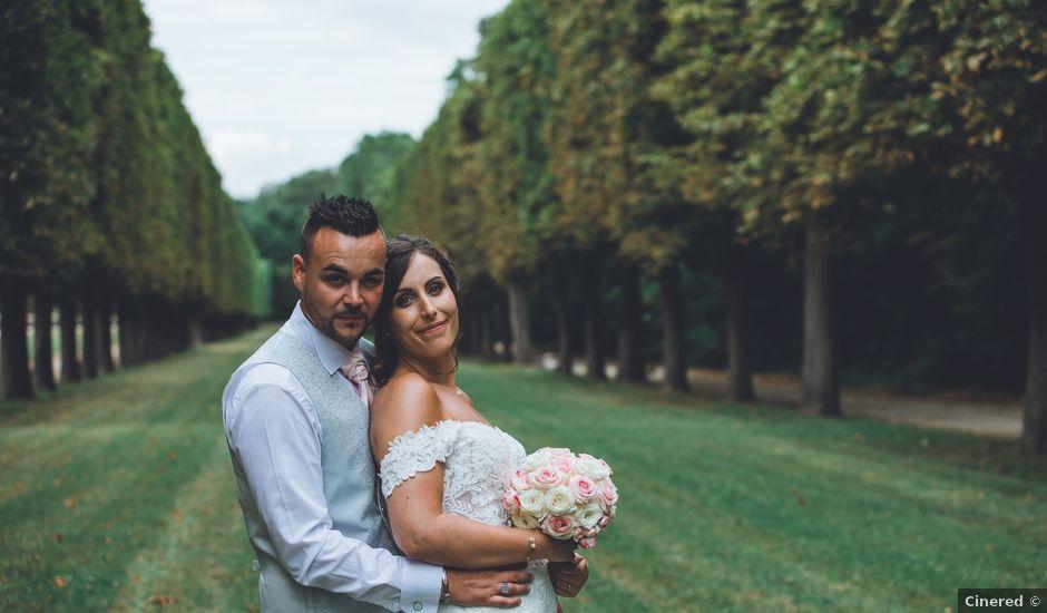 Le mariage de Helder et Sandy à Champs-Sur-Marne, Seine-et-Marne