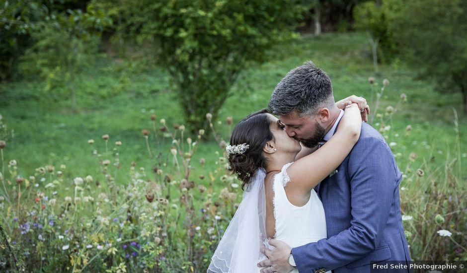 Le mariage de Antoine et Charlotte à Merey, Eure