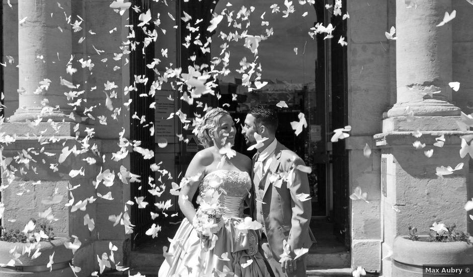 Le mariage de Sébastien et Aurélie à Sedan, Ardennes