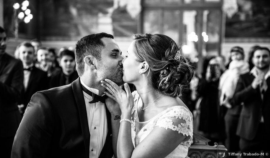 Le mariage de David et Marie à Asnières sur Seine, Hauts-de-Seine