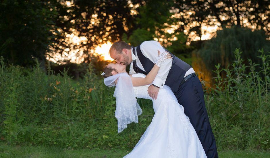 Le mariage de Rudolphe et Priscillia à Saint Léger en Bray, Oise