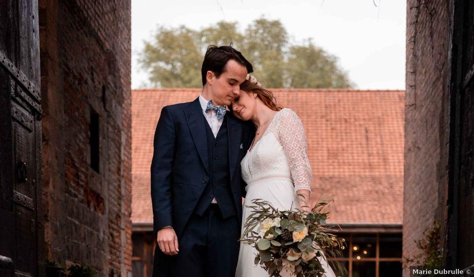 Le mariage de Charles Eric et Charlotte à Verlinghem, Nord