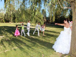 Le mariage de Christelle et Noel