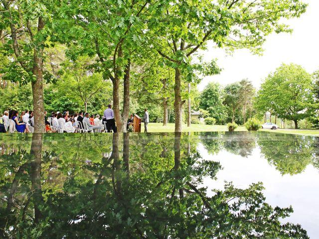 Le mariage de Emmanuel et Céline à Beaucouzé, Maine et Loire 17