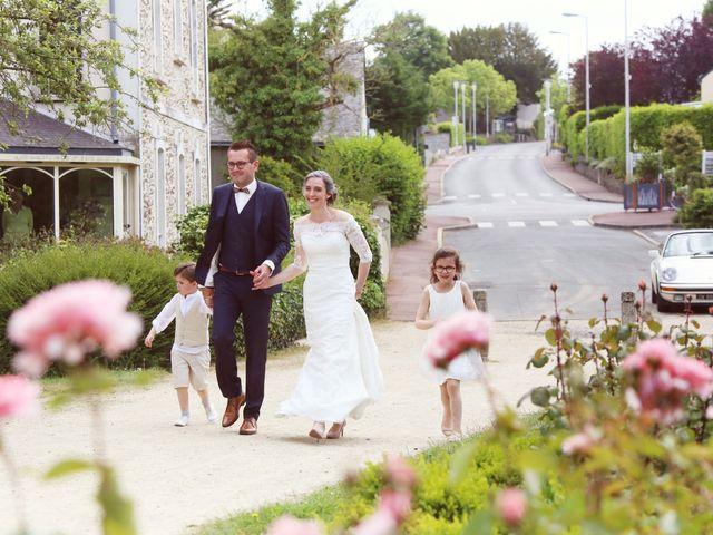 Le mariage de Emmanuel et Céline à Beaucouzé, Maine et Loire 54