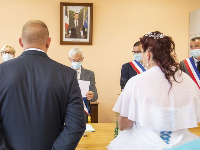 Le mariage de Benjamin et Aurélie à Villers-Guislain, Nord 19