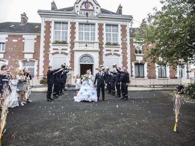 Le mariage de Benjamin et Aurélie à Villers-Guislain, Nord 32