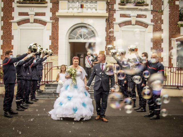 Le mariage de Benjamin et Aurélie à Villers-Guislain, Nord 37