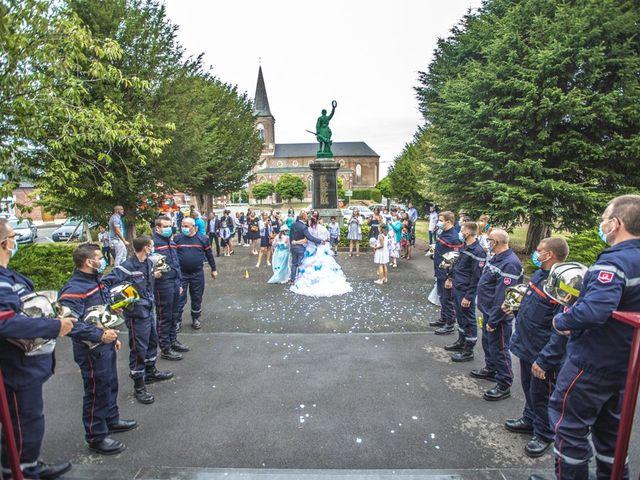 Le mariage de Benjamin et Aurélie à Villers-Guislain, Nord 38