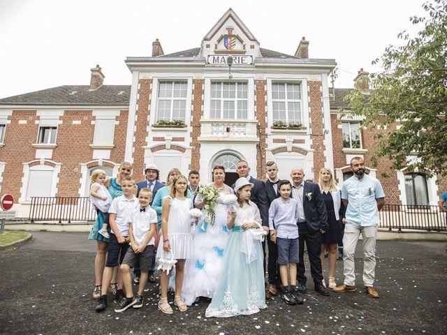Le mariage de Benjamin et Aurélie à Villers-Guislain, Nord 41
