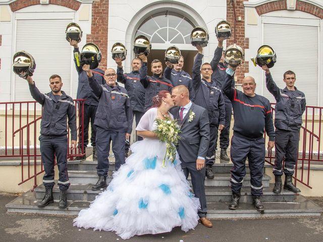 Le mariage de Benjamin et Aurélie à Villers-Guislain, Nord 1