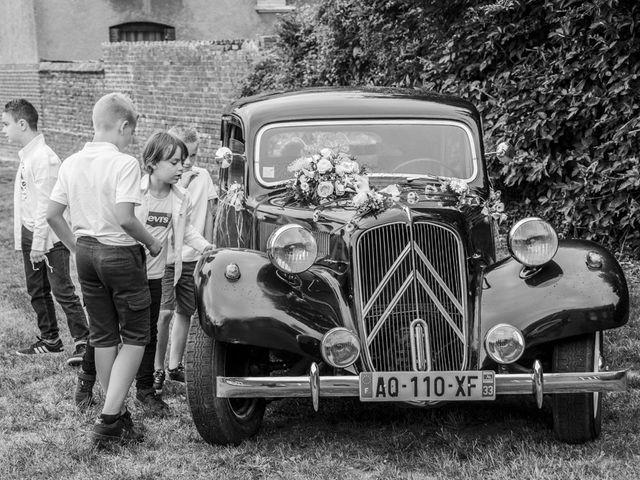 Le mariage de Benjamin et Aurélie à Villers-Guislain, Nord 51