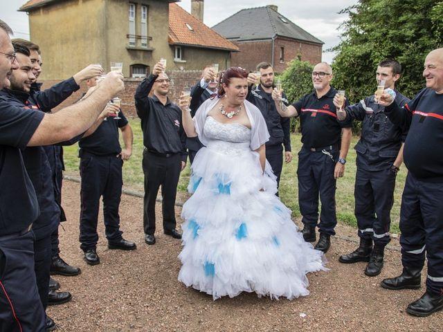 Le mariage de Benjamin et Aurélie à Villers-Guislain, Nord 58