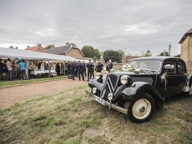 Le mariage de Benjamin et Aurélie à Villers-Guislain, Nord 59